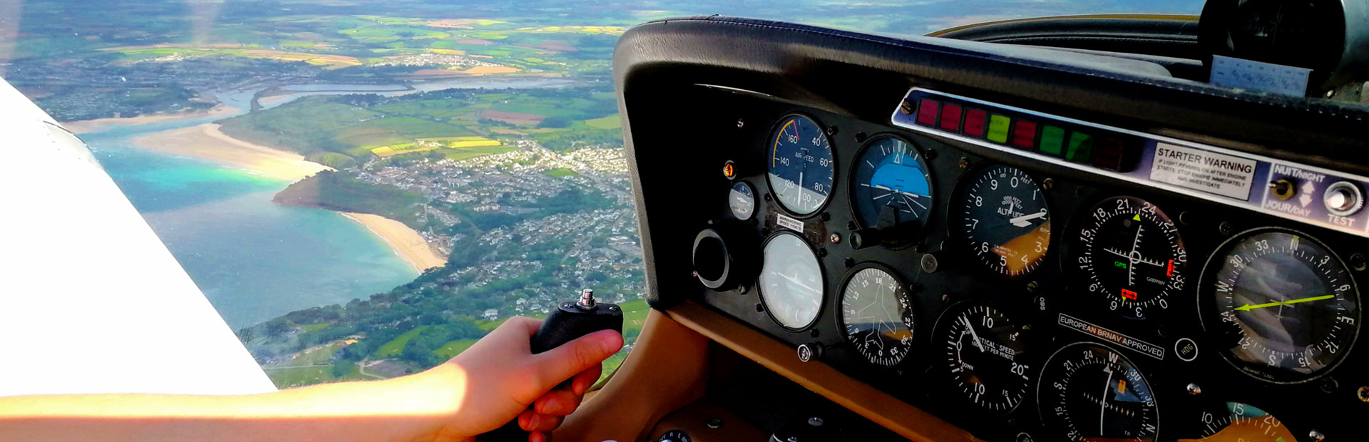 Robin R3000 at Flynqy Pilot Training