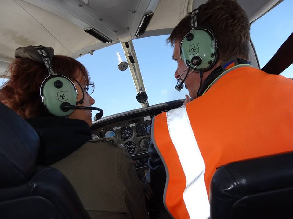 Private Pilot Licence Starter Pacakge in the PA28