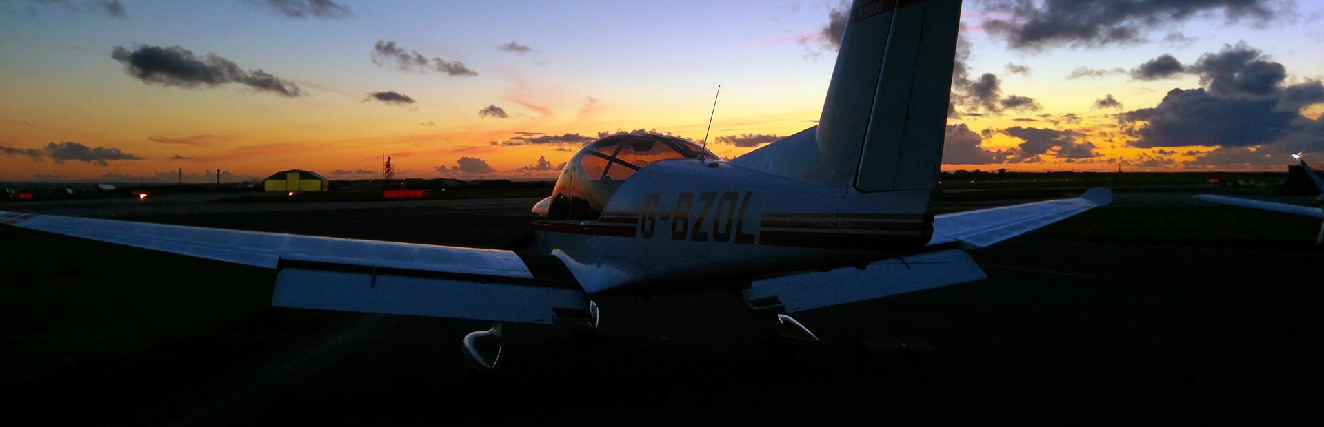Night Rating's available from November 2017 at Cornwall Airport Newquay