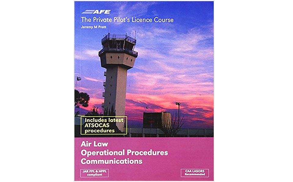 PRIVATE PILOT'S LICENCE COURSE - PPL 2