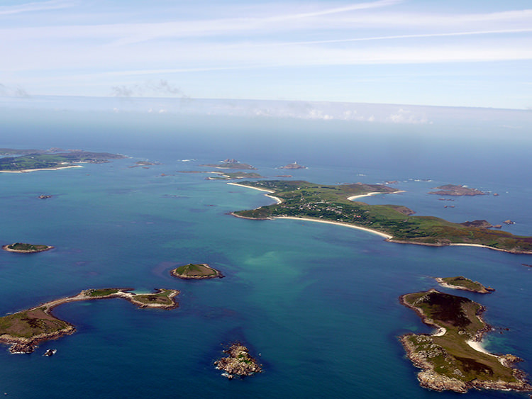 ISLES OF SCILLY LAND AWAY
