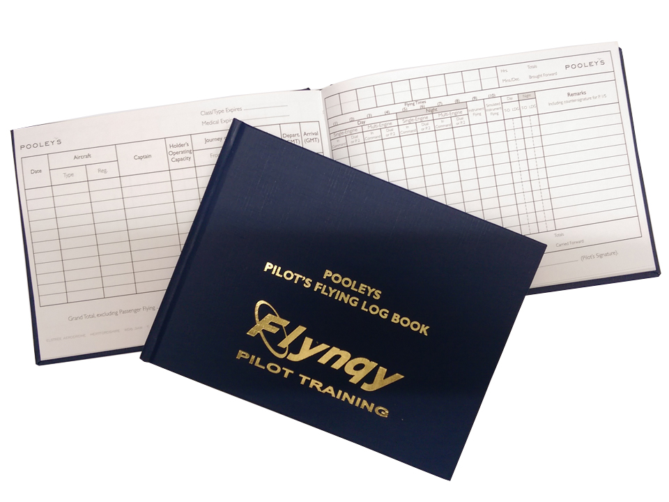 PRIVATE PILOT LOG BOOK